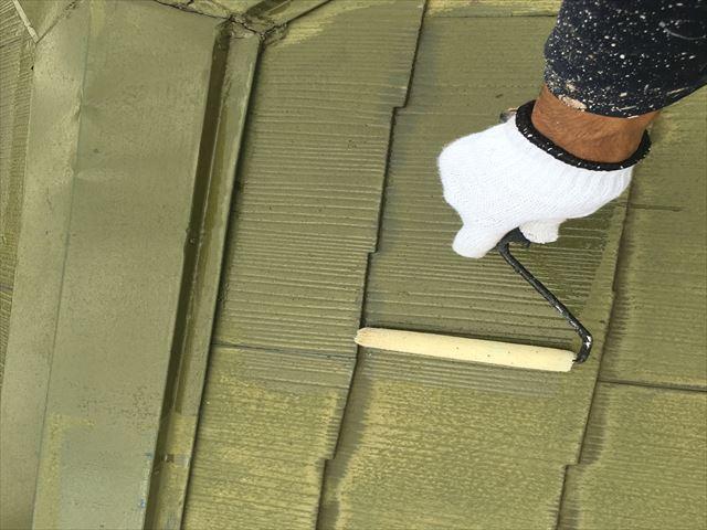 屋根下塗り、マイルドシ-ラ-EPO