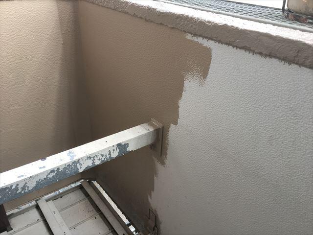 鉄板外壁塗装