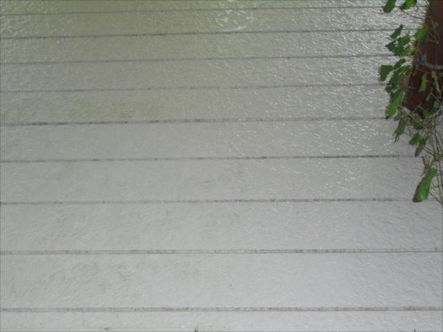別荘の塗り替え サイディングの状態