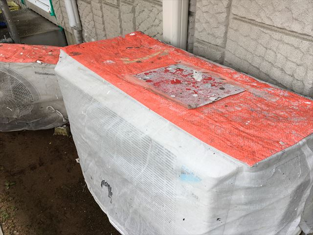 那珂市平野でALCパネル外壁シーリングの撤去・打ち替え作業をおこなってきました