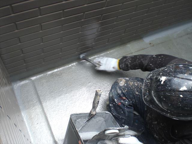 ベランダの床防水