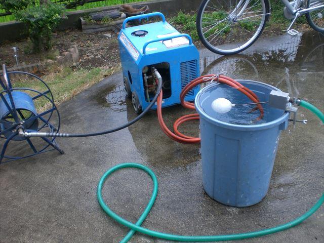 防音洗浄機