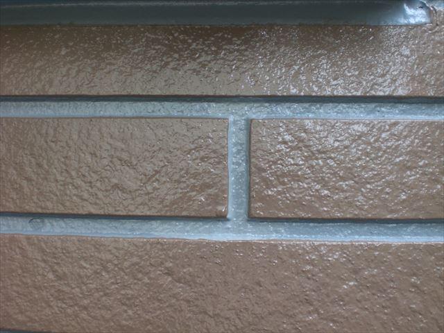 水性セラミシリコン 外壁補修
