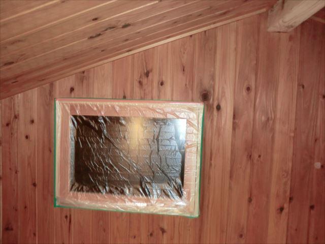 木壁塗装、キシラデコール