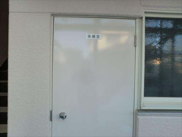 扉塗装、コスモマイルドシリコン2