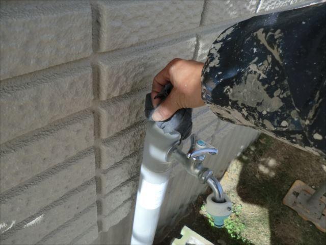水道の掃除