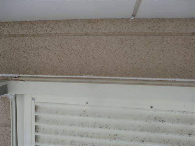 窓周りシーリング施工後