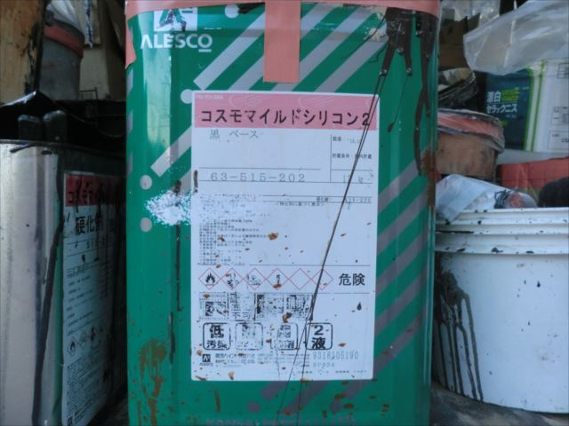 木枠の材料、コスモマイルドシリコン2