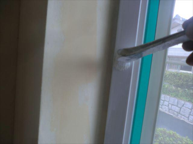 木部塗装、コスモマイルドシリコン2
