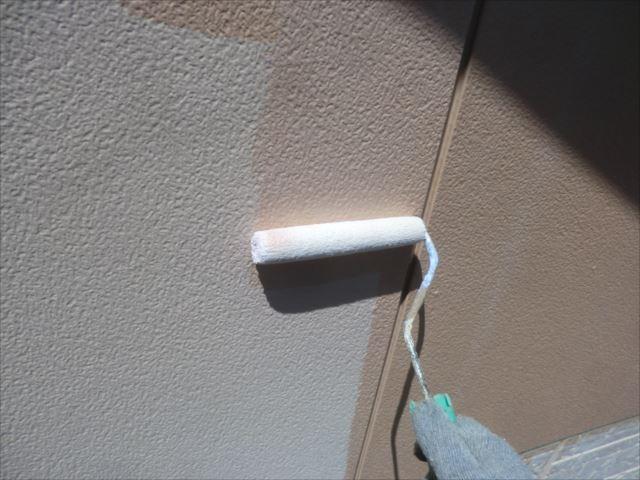 外壁下塗り、ミラクシーラーエコクリヤー