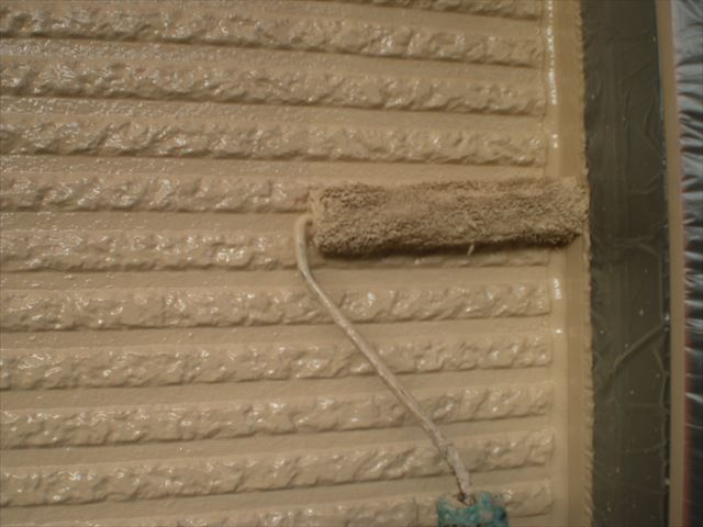 クリーンマイルドシリコン壁上塗り