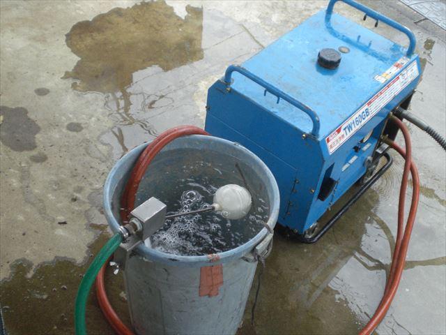 洗浄機 フロート弁