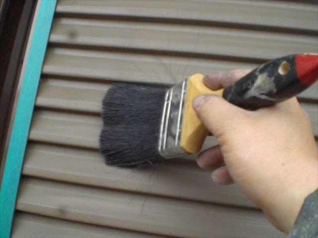 ダスター刷毛雨戸清掃