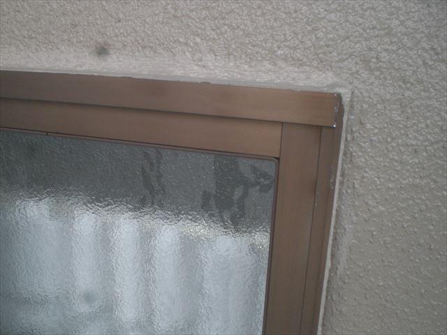 セラミクリーン 外壁ライン取り直し