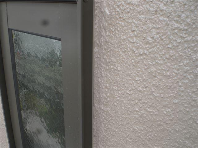 窓周りライン取り直し