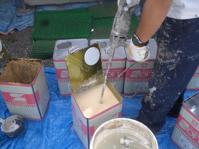 電動攪拌機 塗料攪拌