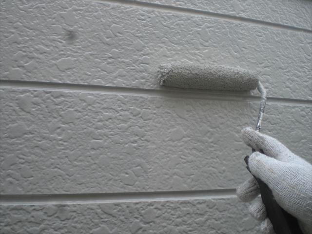 クリンマイルドシリコン外壁仕上げ