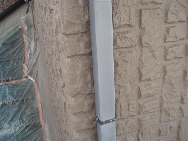 O邸樋塗装前