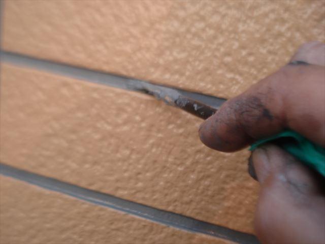 K邸壁補修