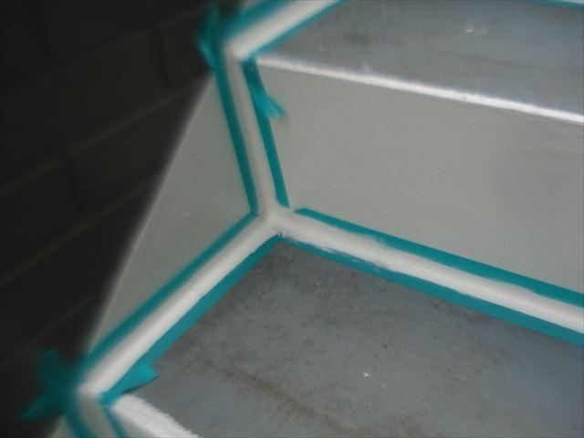 S邸階段シール