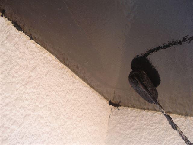 Y邸1階のき上塗り1回目