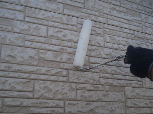 F邸壁仕上げ2階