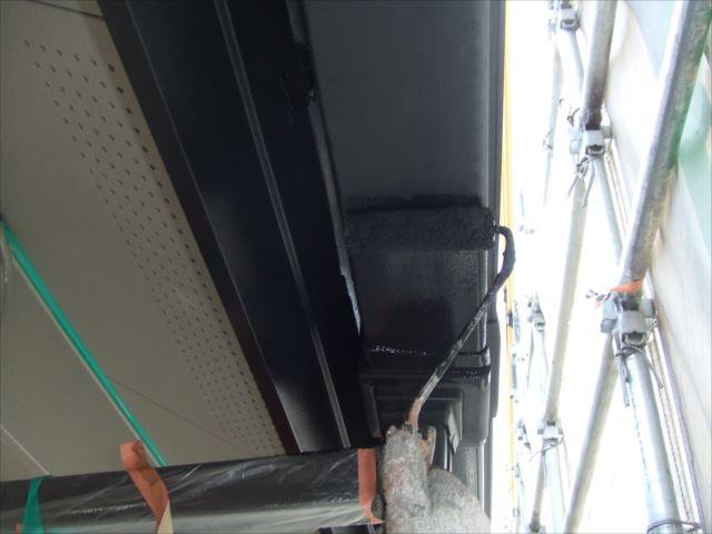 軒樋塗装ファインSI