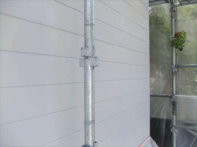 外壁下塗り後SDサーフエポプレミアム