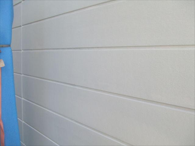 外壁仕上がりSKプレミアムシリコン