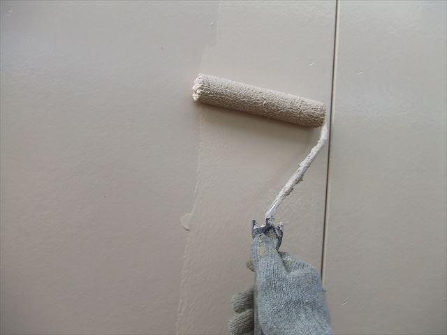 外壁塗装、コスモマイルドシリコン2
