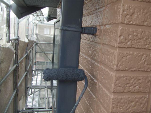 雨樋塗装、シリコンガードL
