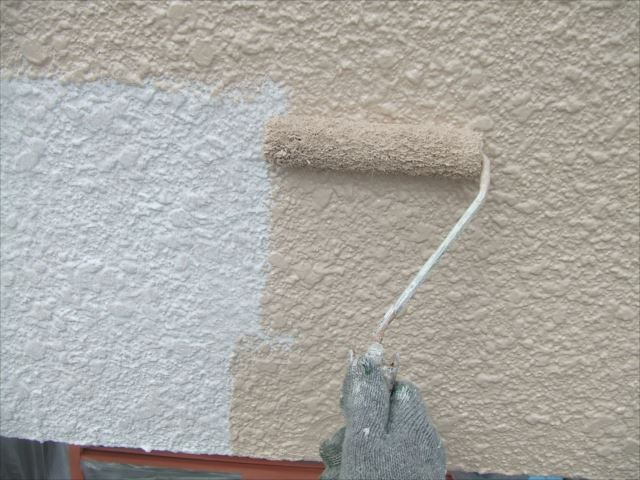 外壁塗装クリーンマイルドシリコン