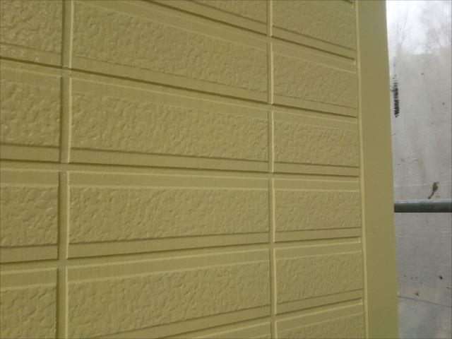 サイディング外壁塗装完了