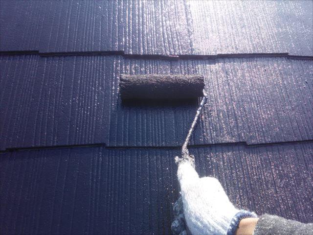 屋根仕上げ塗装
