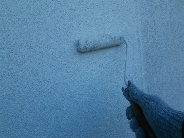 外壁着色2回目