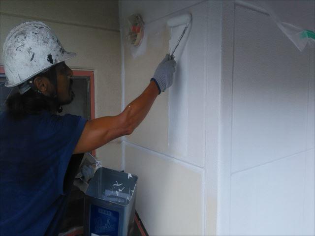 外壁下塗りローラー