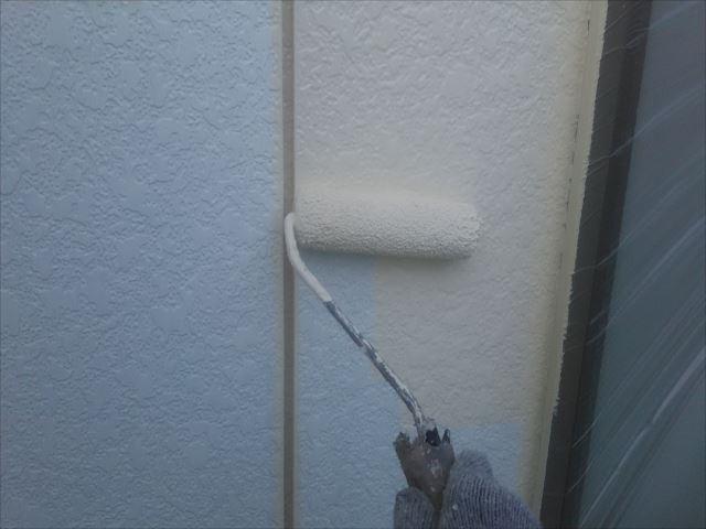 外壁塗装、クリーンマイルドシリコン