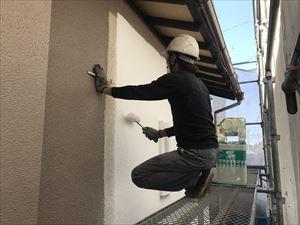 外壁下塗り、水性ソフトサーフSG